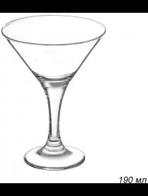 (100356) 44410SLB Бокал БИСТРО 190 мл (мартини)