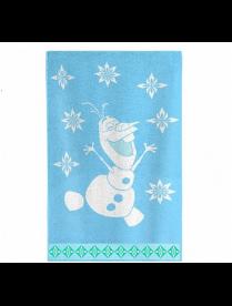 Полотенце Disney MX45 70/120 Olaf glad Св-васил+бел