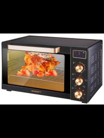 Kraft KF-MO 3506 KGLB (черный/золото) с дисплеем