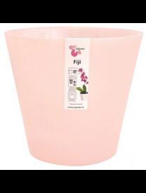 (101134) ING6197РЗПЕРЛ Горшок для цветов Фиджи Орхид D 200 мм/4 л розовый перламутровый