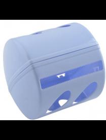 Держатель для туалетной бумаги Aqua голубой пастельный BQ1512ГЛП