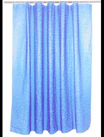 461-502 VETTA Шторка для ванной, винил, 180x180см, 12 колец, 3D
