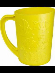 (100921) с13049 Кувшин детский для купания 1,08 л (Желтый) С13049