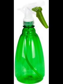 (098965) М2149 Опрыскиватель ФЛЁР 0,65л Зеленый прозрачный