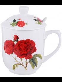 Набор чайный MILLIMI Румба костяной фарфор 802-357