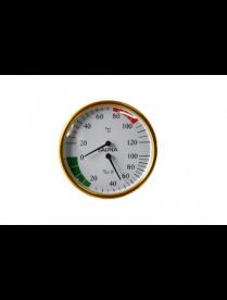 """(098200) СББ-2-1Д Станция """"Банная биметаллическая 2в1 в дереве"""" СББ-2-1Д"""