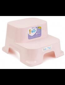 """(101846) LA4523RS Детский табурет-подставка """"GUARDIAN"""" розовый пастельный"""