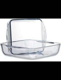 (101984) 159189 Набор посуды для СВЧ 2 пр.