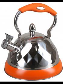 Чайник 3,2л со свистком Pomi d'Oro PSS-650017