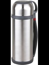 Rosenberg RSS-420027 Термос, 1800мл. Универсальная горловина. Материал нержавеющая сталь, пластик.