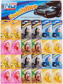 794-350 NEW GALAXY Ароматизатор Freshline