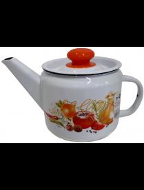 Чайник 1,0л Итальянская кухня 2707АП/4Рч