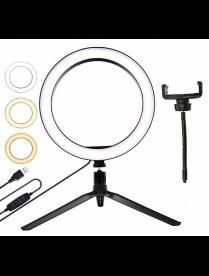 Огонек OG-SMH01 лампа кольцевидная с держателем