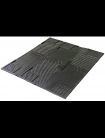 (100034) Коврик из резины 2020 55 x 60 х 7мм