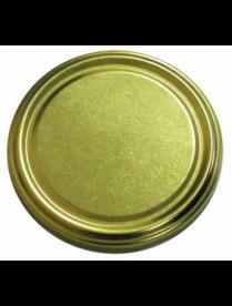 (102696) Крышка винтовая d-58мм золотая