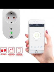 11-6008 Умная Wi-Fi розетка/дистанционное управление бытовыми приборами 10 А