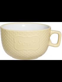 (098582) ПС00088-06 Кружка JEWEL Soup 579 мл (керамика)