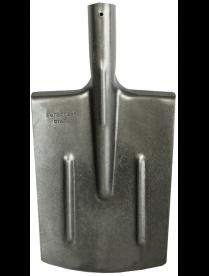 (102771) Лопата копальная прямоугольная (рельсовая сталь)