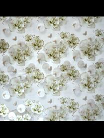 (103459) 71810 Клеенка GRACE ткань с пвх покрытием STA2083-4
