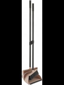 """Набор """"Ориджинал"""" щетка для пола с совком бежевый SV3135БЖ"""