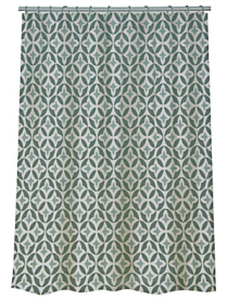 """461-511 VETTA Шторка для ванной, полиэстер (микрофибра), 180x180см, """"Геометрия """", 4 дизайна"""