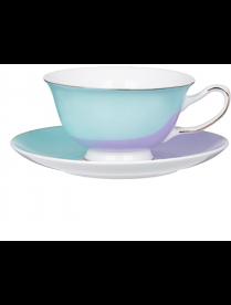 Набор чайный 12 пр.MILLIMI Зефир, 220мл, костяной фарфор 802-023