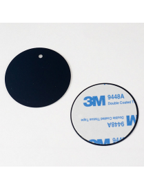 Perfeo-065 Самоклеящаяся металлическая пластина для магнитного держателя 65*45 мм/ 3M