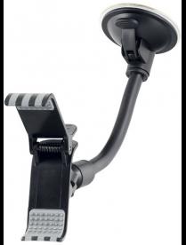 "Perfeo-504 Автодержатель для смартфона/навигатора/ до 6""/ на стекло/ гибкая штанга."