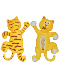 "(104637) ТБ-306 Термометр уличный ""Котик""мод. ТБ-306 в пакете"
